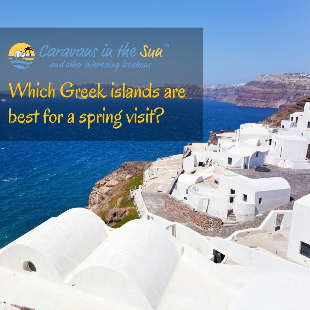 Greek Island Best For A Spring Visit