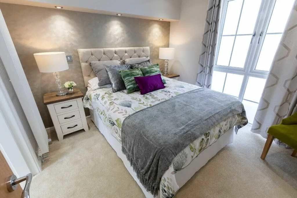 Addington Master Bedroom