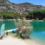 Kayak Ardales Lake