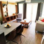 2 Lounge DinerTingdene Savannah 2019 Spain Malaga Antequera Caravans In The Sun 12
