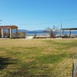 Kefalonia view from mobile homes to sea