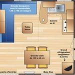 Super Titania 2 Bed Plan
