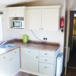 18 Kitchen Front Plot 26 Willerby Lyndhurst Caravans In The Sun Www.caravansinthesun (22)
