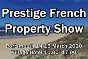 Prestige French Property Show March 2020 Caravans In The Sun