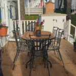 02 Decking Plot 67 At;as Tempo Toscana Holiday Village Tuscany Italy Caravans In The Sun (3)