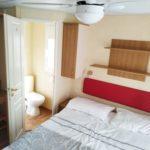 28 Master Bedroom IRM Emeraude 2005 Torre Del Mar Spain Caravans In The Sun (17)