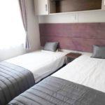 Willerby Sheraton Saydo Park Twin Bedroom