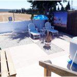 08 Patio Pool Willerby Lyndhurst 12 Mountain View Saydo Park Costa Del Sol Spain Caravans In The Sun (16)