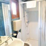 09 Shower Room Shelbox Prestige Plot 8 Toscana Holiday Village Tuscany Italy Caravans In The Sun (8)