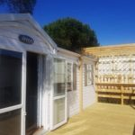 05 Decking Exterior IRM Titania Marbella Buganvilla Caravans In The Sun Mobile Homes For Sale (5)