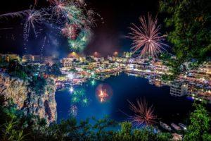 Greek Fireworks