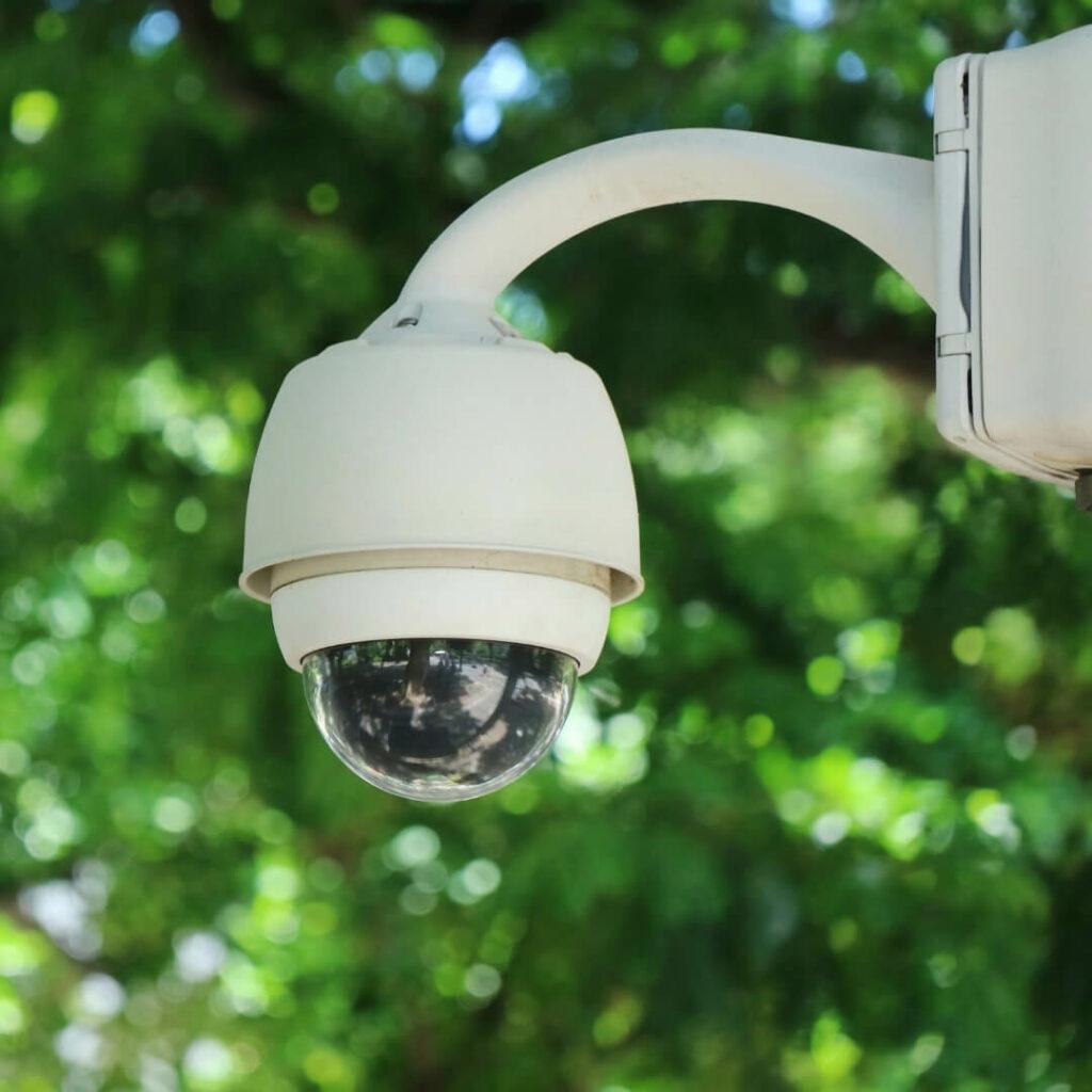 Mobile Home Security Camera