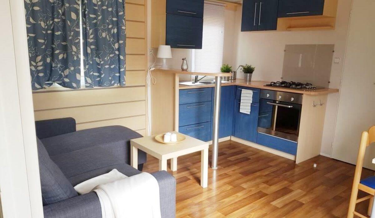 08 Kitchen IRM Titania Marbella Buganvilla Caravans In The Sun Mobile Homes For Sale (20)