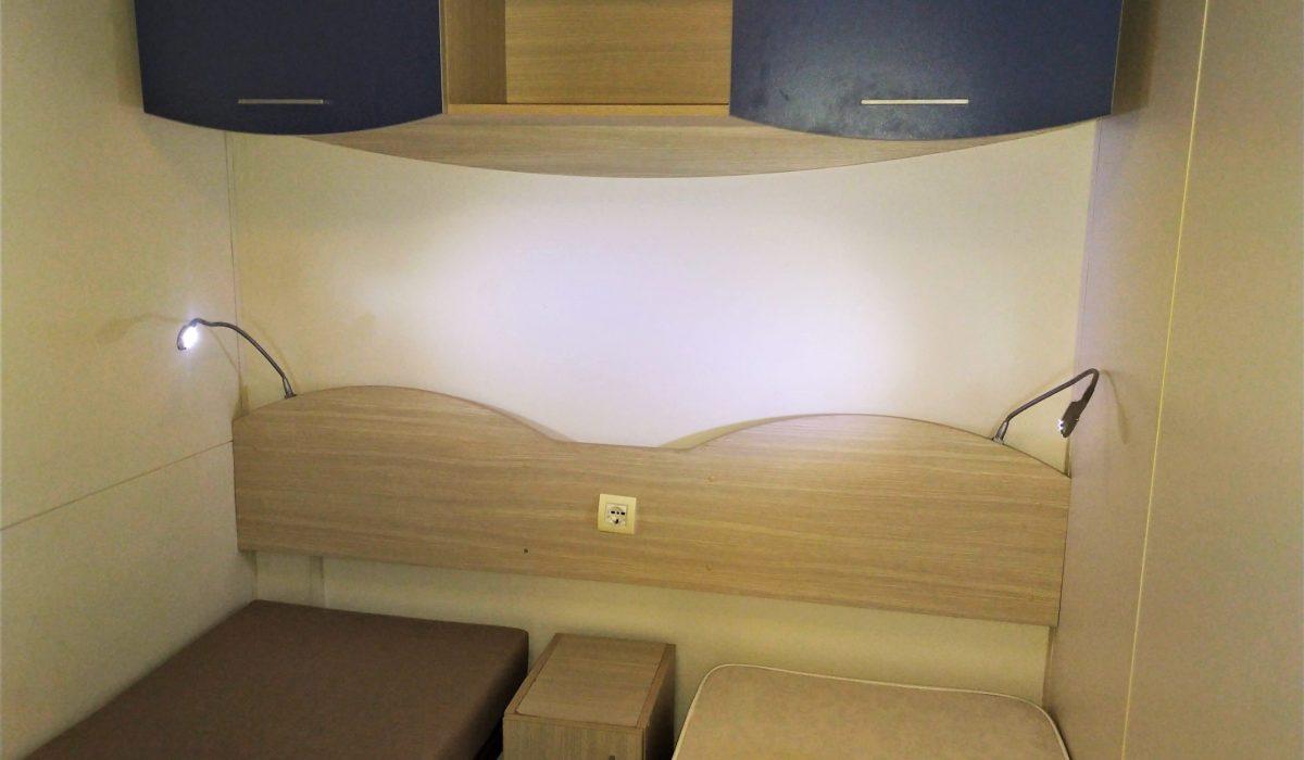 11 Second Bedroom Shelbox Resale Plot 32 Toscana Holiday Village Tuscany Italy (10)