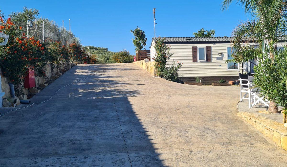 11Tsilivi Mobile Home Park, Zante