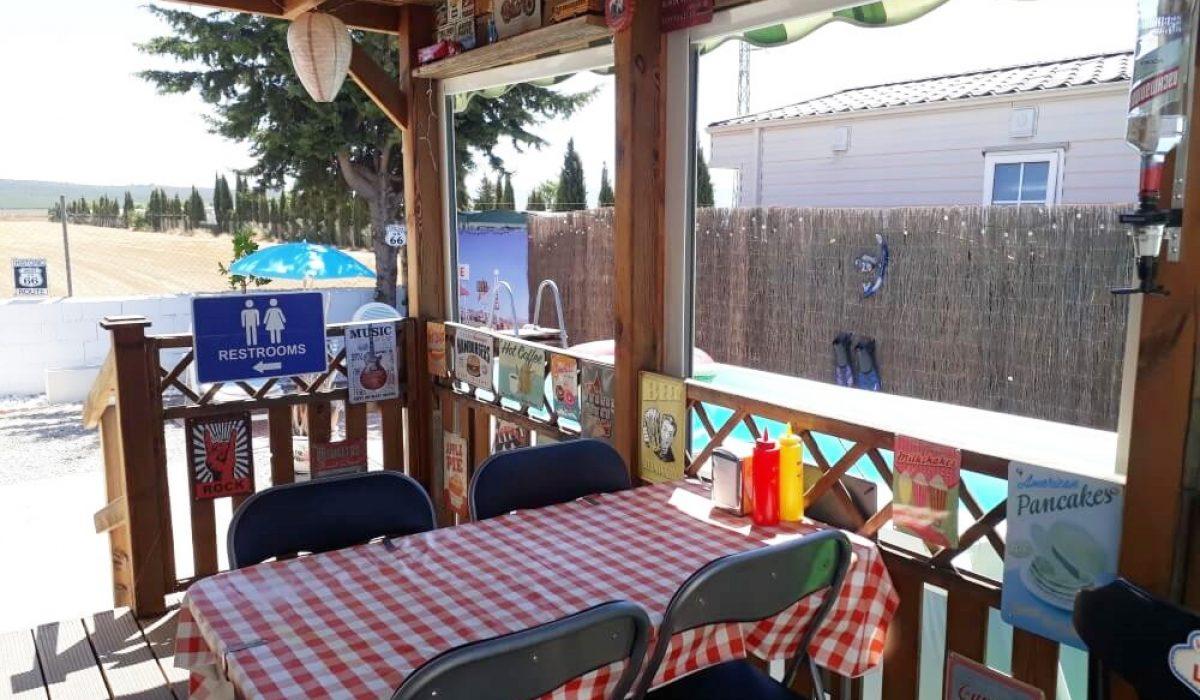 13 Decking Willerby Lyndhurst 12 Mountain View Saydo Park Costa Del Sol Spain Caravans In The Sun (2)