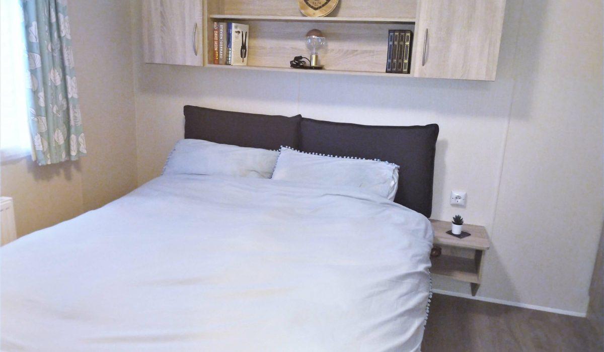 19 Master Bedroom Willerby Rio Special Plot 66 Toscana Holiday Village Tuscany Italy (5)