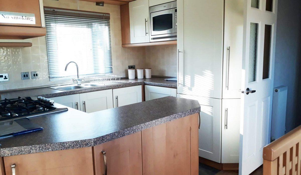 21 Kitchen Pemberton Knightsbridge Caravans In The Sun Mobile Home El Rocio (8)