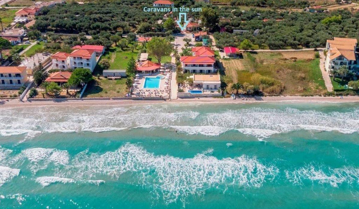 Alykes Mobile Home Park Greece Caravand In The Sun (4)