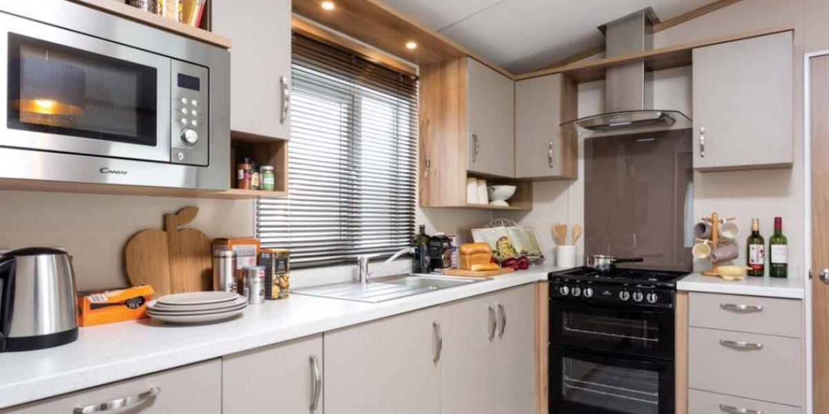 Pemberton Regent 2020 Kitchen