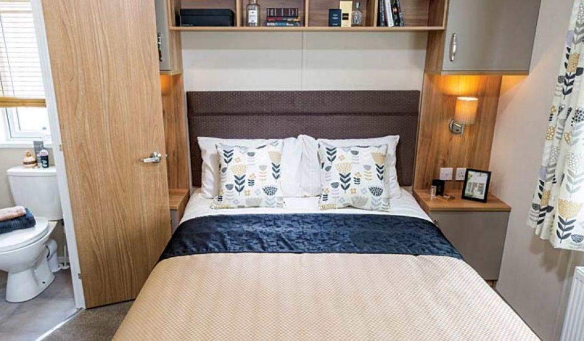 Pemberton Regent 2020 Master bedroom