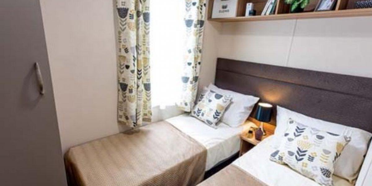 Pemberton Regent 2020 Twin Bedroom