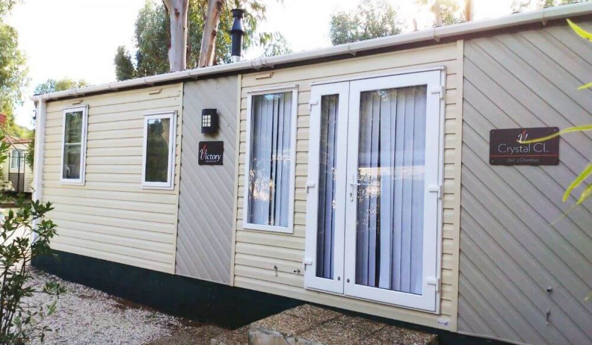 Plot 78 Victory Crystal South Of France Caravans In The Sun Patio View (6)