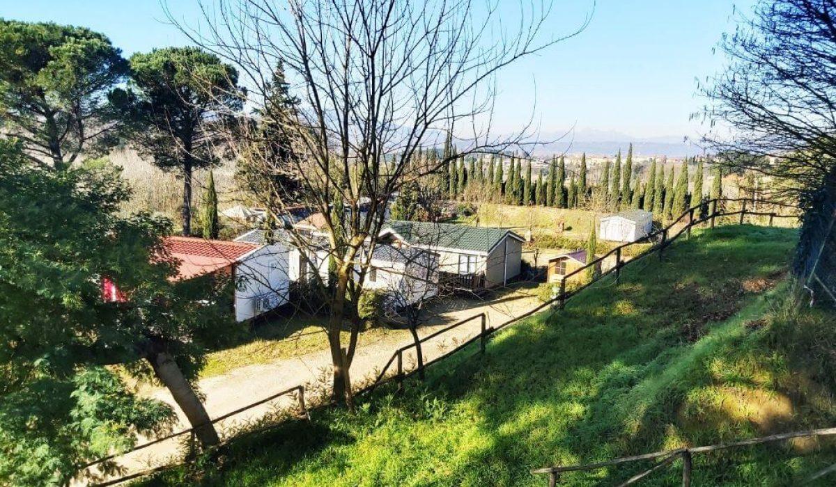 Toscana Holiday Village Tuscany Caravans In The Sun Italy Italian January Weather Pisa (11)
