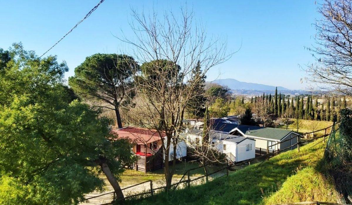 Toscana Holiday Village Tuscany Caravans In The Sun Italy Italian January Weather Pisa (5)