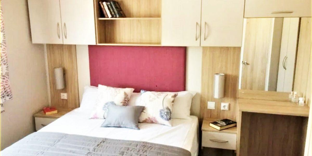 Willerby Brockenhurst 2019 Bedroom