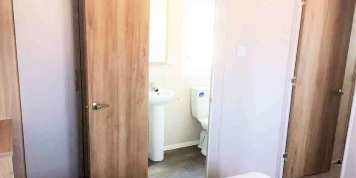 Willerby Brockenhurst 2019 Bedroom en suite