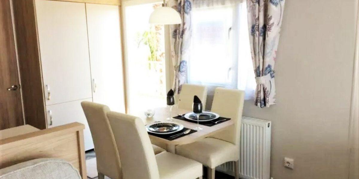 Willerby Brockenhurst 2019 Diner