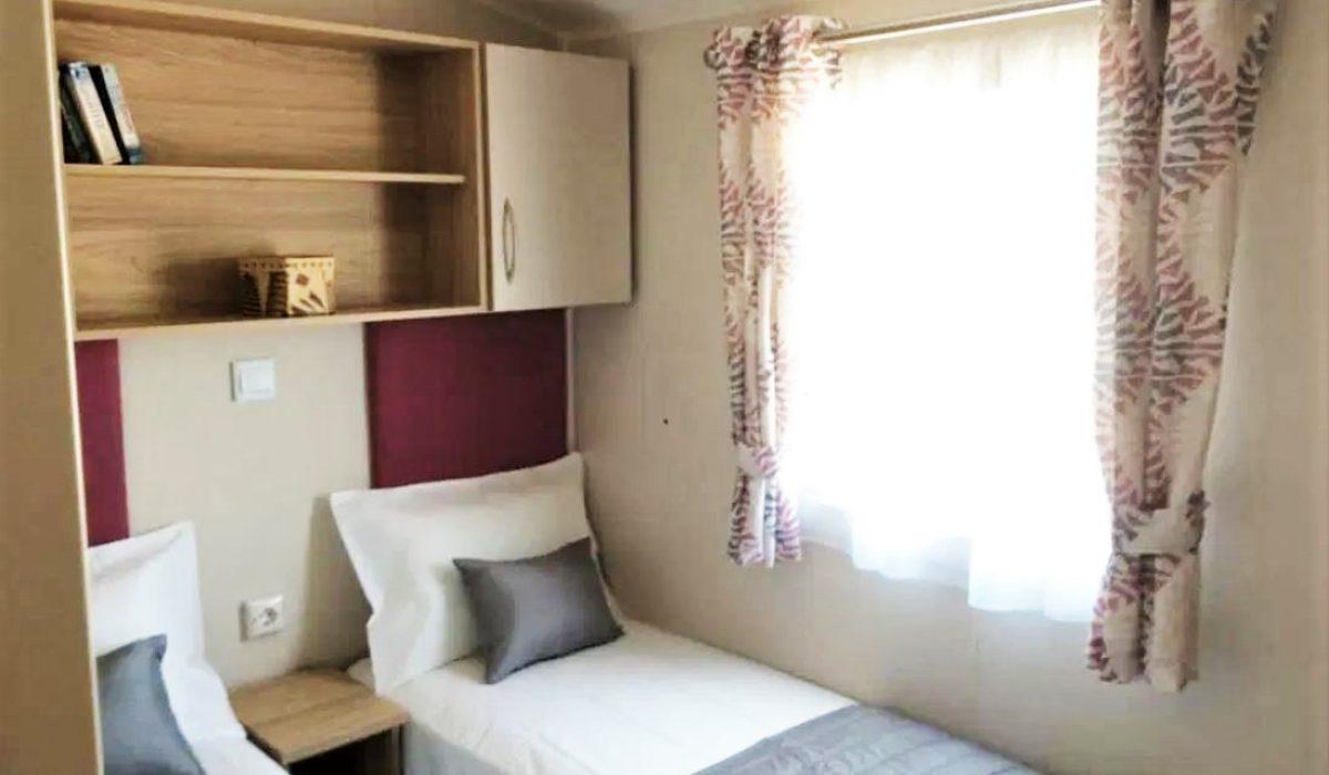 Willerby Brockenhurst 2019 Twin Bedroom