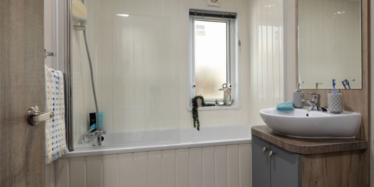Willerby Clearwater Lodge 2020 Bathroom