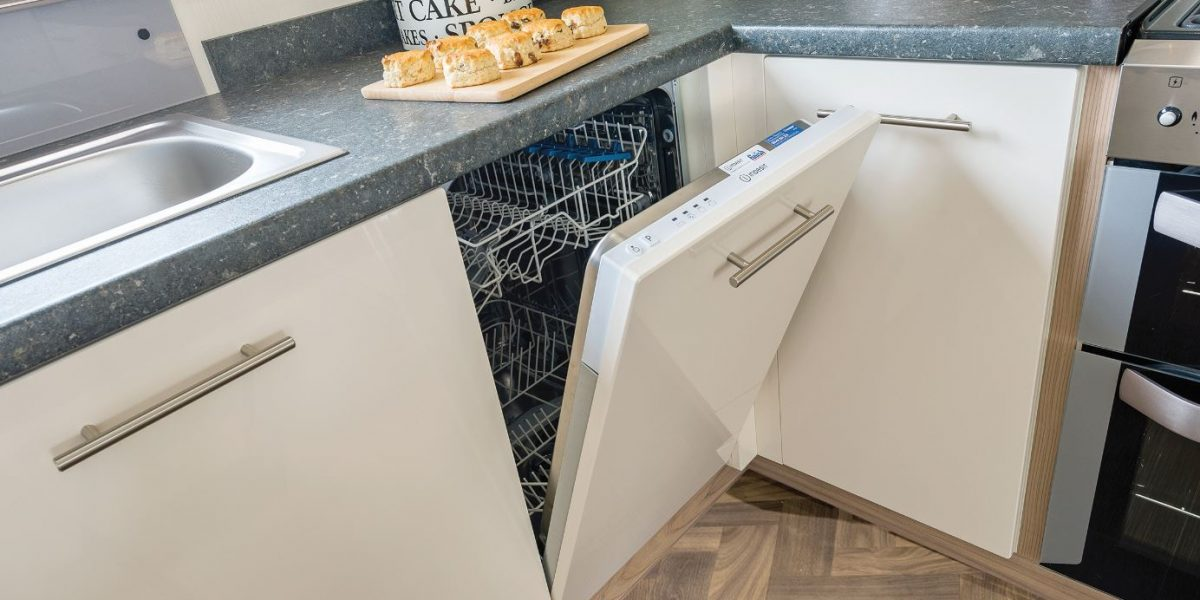 Willerby Clearwater Lodge 2020 Dishwasher