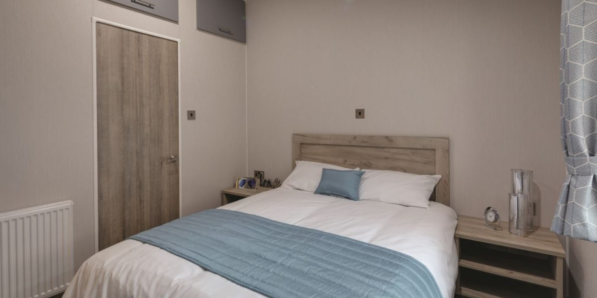 Willerby Clearwater Lodge 2020 Double Bedroom