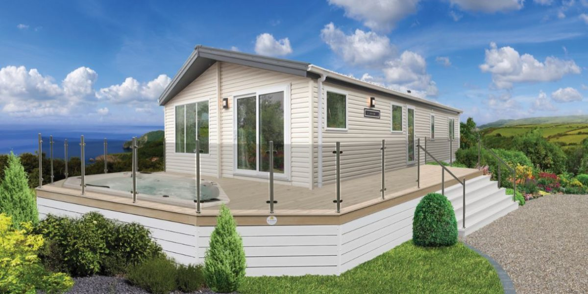 Willerby Clearwater Lodge 2020 Front Aspect