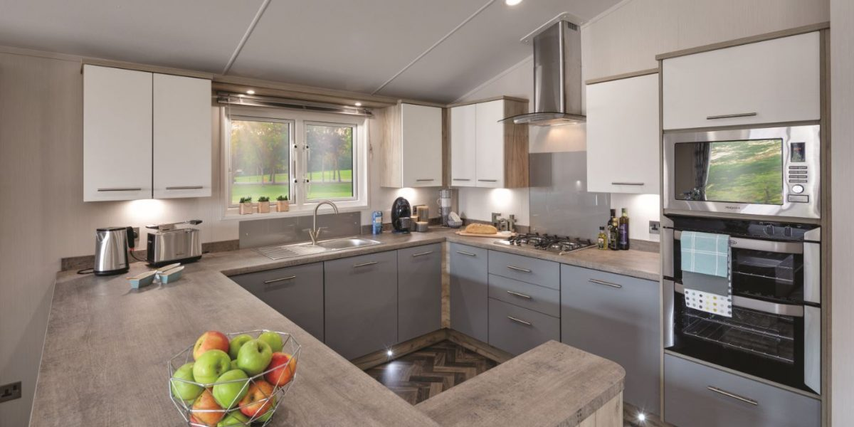 Willerby Clearwater Lodge 2020 Kitchen