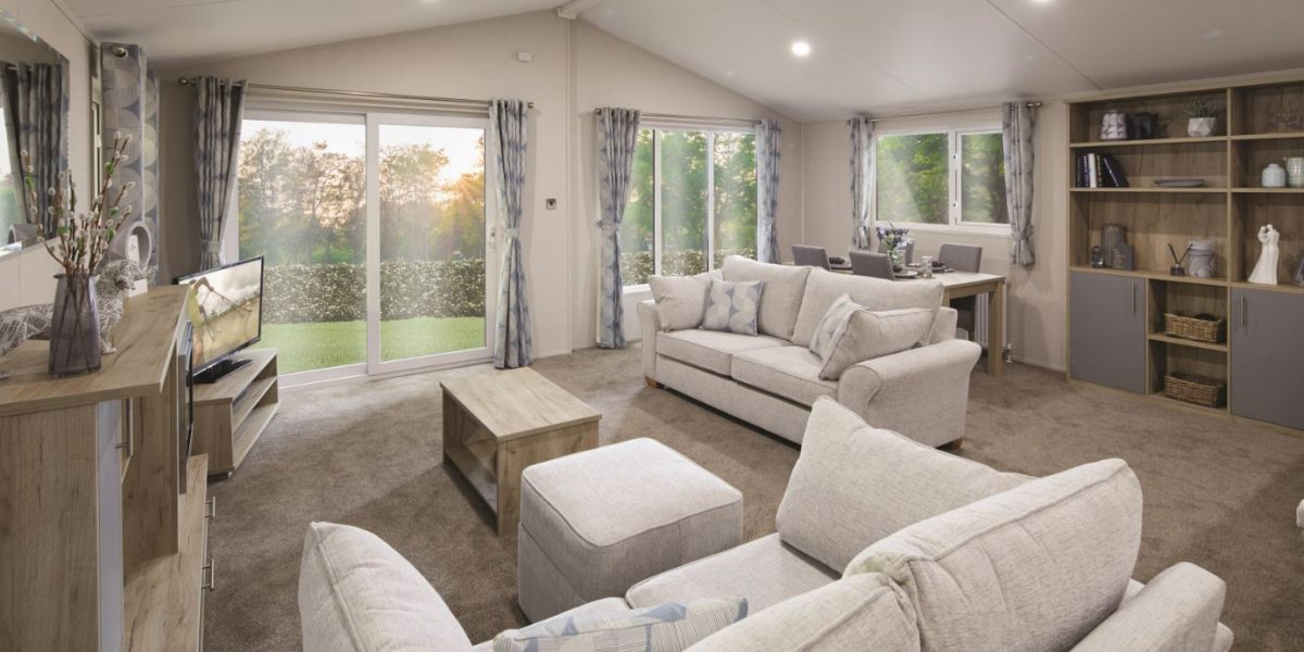 Willerby Clearwater Lodge 2020 Lounge Diner Overview