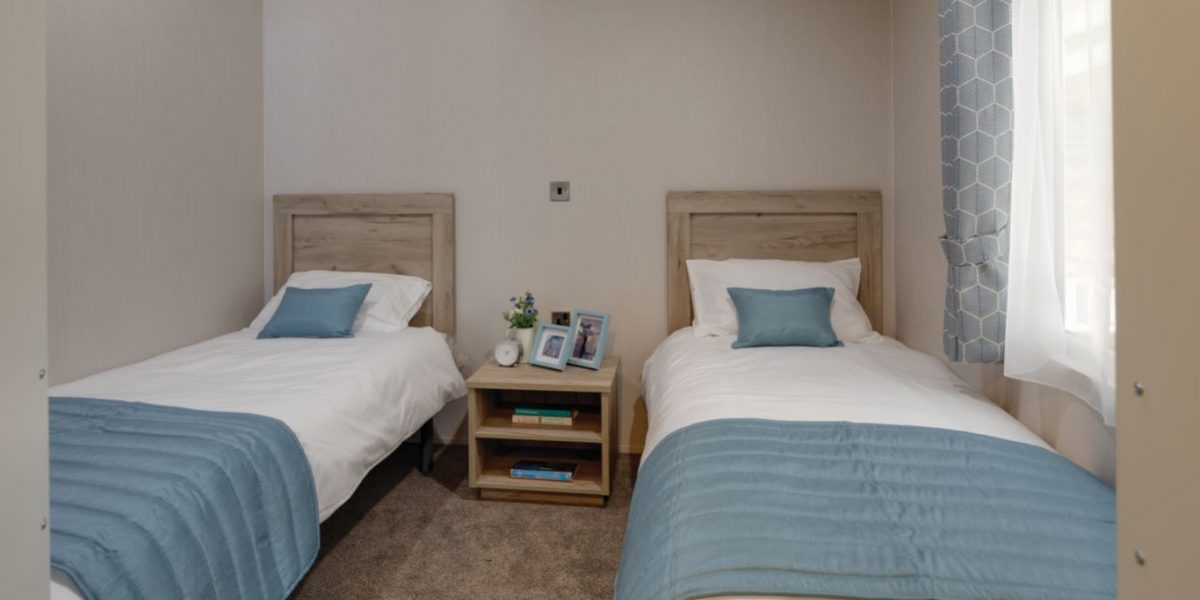 Willerby Clearwater Lodge 2020 Twin Room