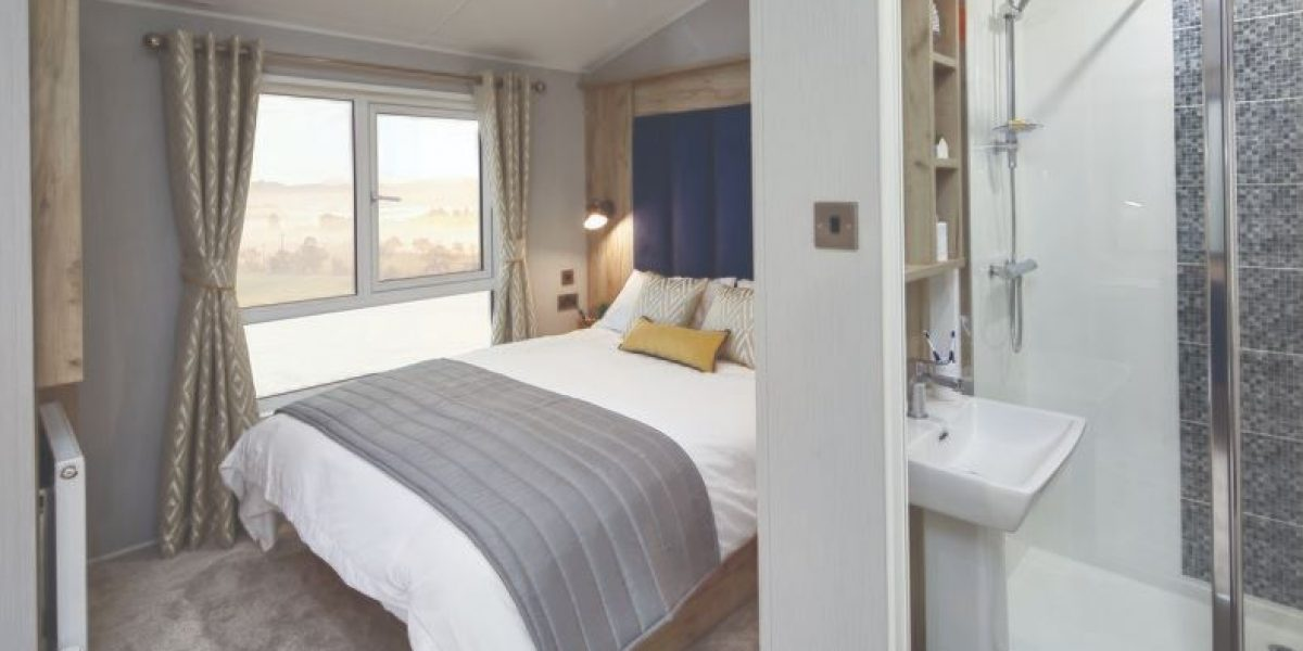 Willerby Vogue Nouveau 2020 Bedroom Bathroom