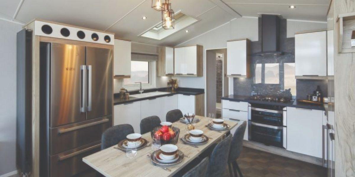 Willerby Vogue Nouveau 2020 Kitchen Diner 2
