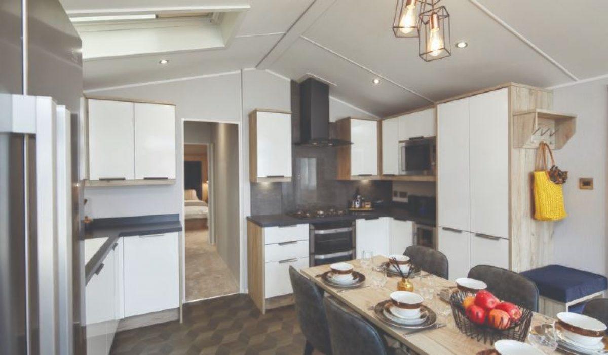Willerby Vogue Nouveau 2020 Kitchen Diner