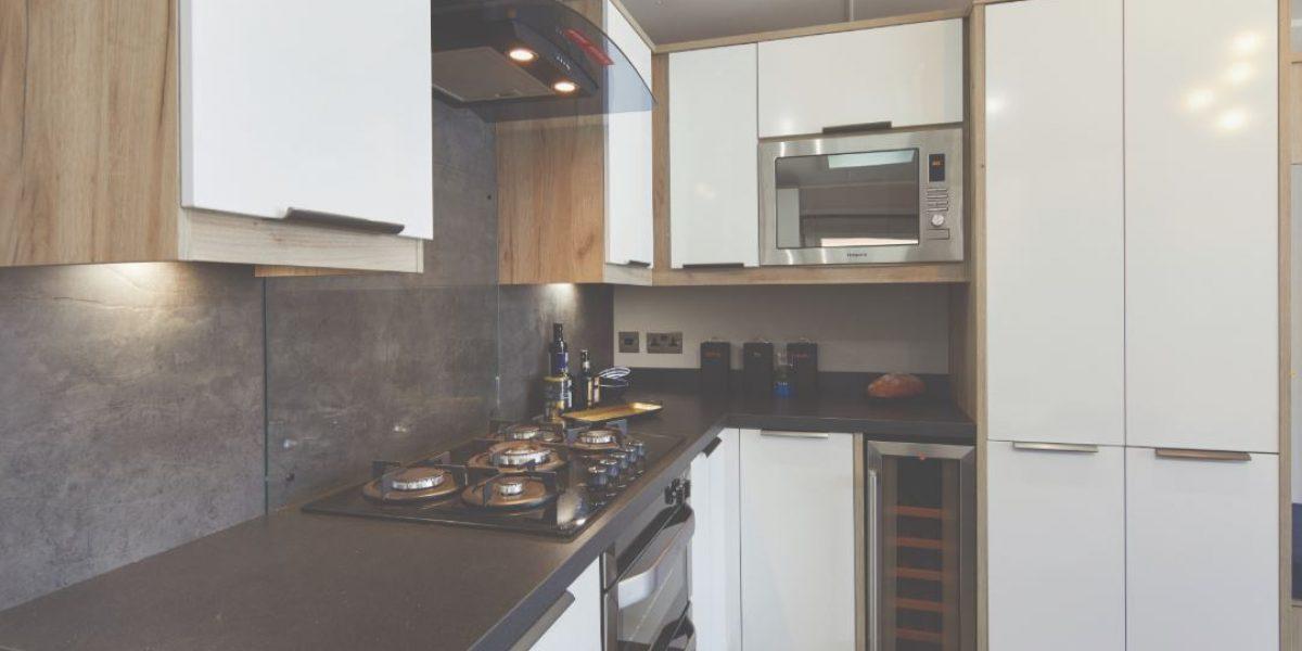 Willerby Vogue Nouveau 2020 Kitchen