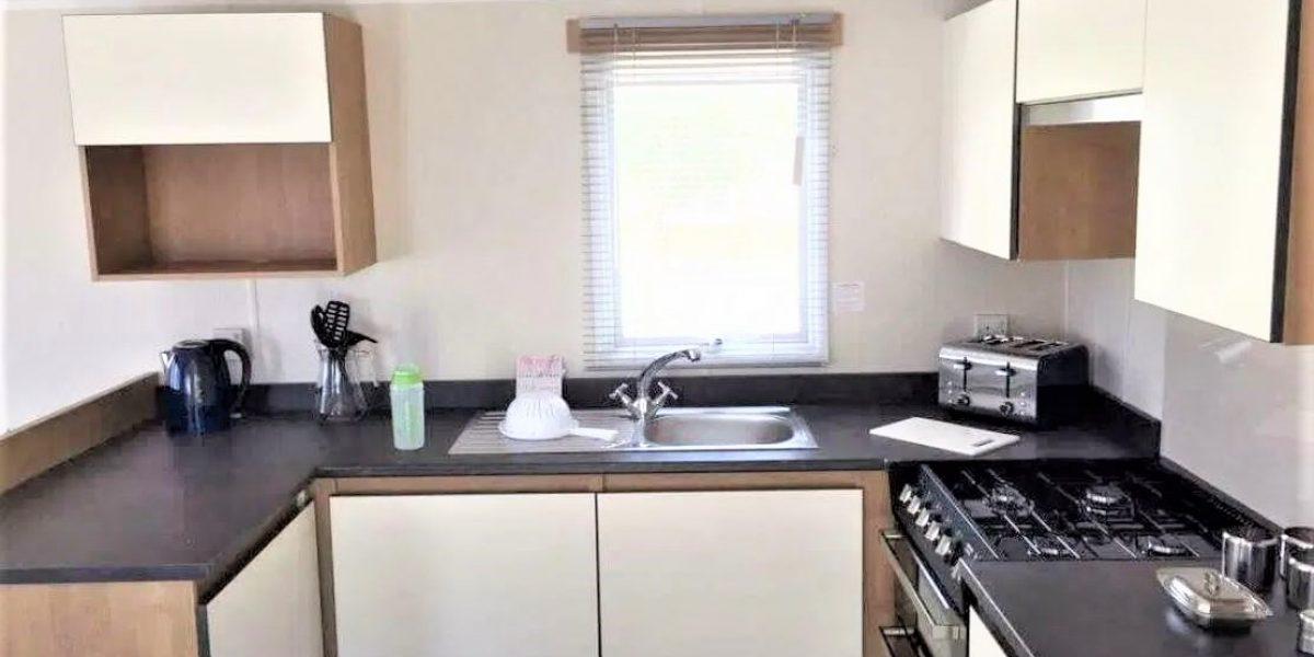 Willerby Westerley 2019 Demo kitchen