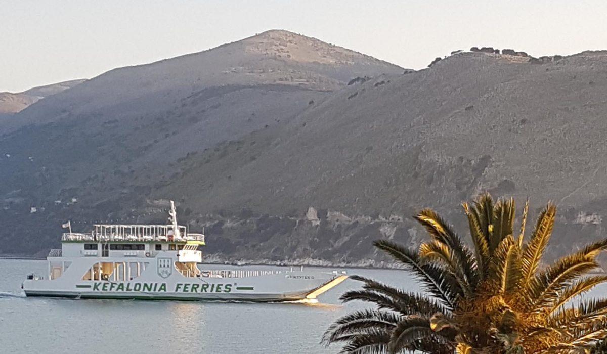 Kefalonia Ferries