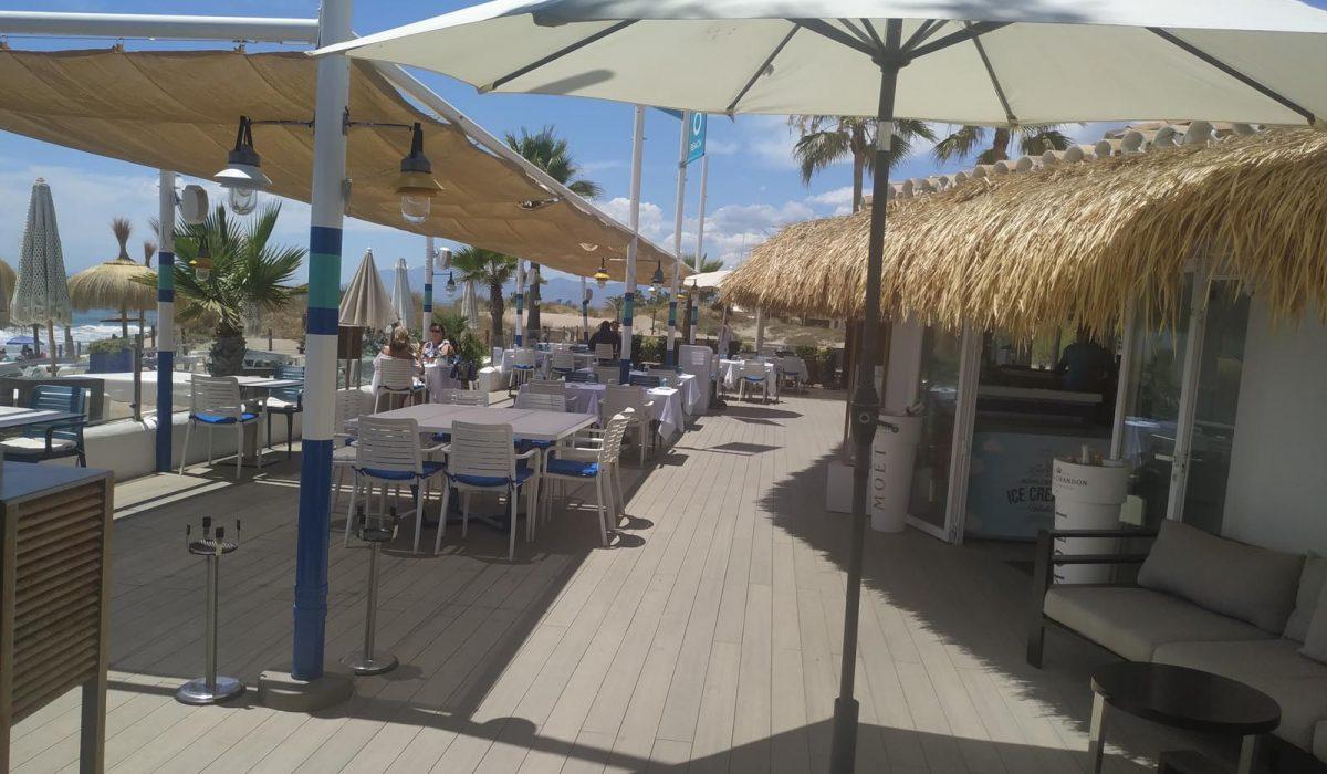 Local Restaurant Bar Beach