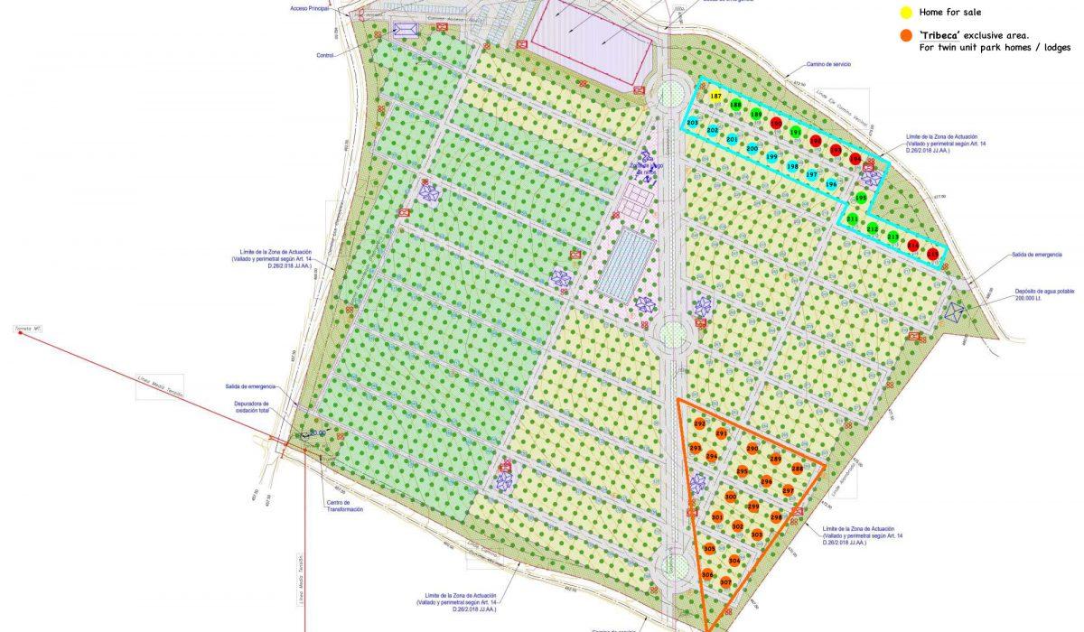 Saydo Manhattan Siteplan Premium June 2020